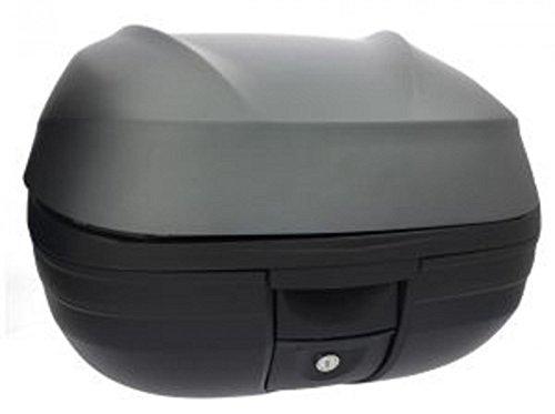 Original Piaggio Topcase Kit MP3YOURBAN Plata Titanio 742/B