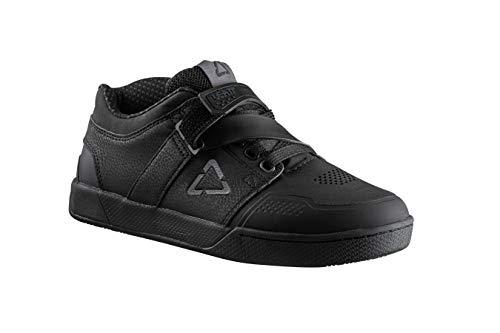 Leatt DBX 4.0 Clip-Negro-12 US Zapatillas de MTB Unisex Adulto Negro 47