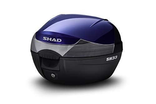 Shad D1B33E201 Accesorio para Sh33 Tapa, Azul