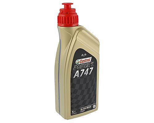 Reduce el tiempo de entrada al mínimo. Evita que el acelerador se enganche Este aceite es un producto de gama alta y, por lo tanto, debe utilizarse solo en motores tuneados. Contenido: 1000 ml.