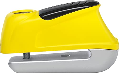 Abus 559754 - TRIGGER 345 Bloqueo de disco con alarma amarillo