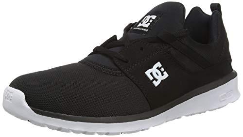 DC Shoes ADYS700071, Zapatilla Hombre, Negro (Black/White Bkw), 41 EU