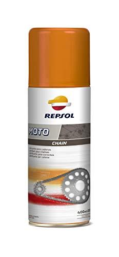 REPSOL Aceite Para Cadenas Moto Chain, 400ml
