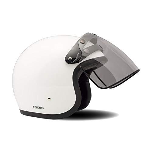 DMD Accesorios para casco de moto, visera Flip-Up Clear