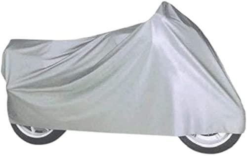 Protege tu motocicleta de la inclemencias del tiempo gracias su material altamente aislante. Concebida para asegurar la protección contra la intemperie, rayones, la suciedad, el sol, etc, y de las miradas de agenos. Llevala donde quieras gracias a su bolsa de almacenaje, ya sea para un viaje o al aire libre. Es de muy fácil instalación y apta para todo tipo de moto. Disponible en dos tamaños Material: 100% impermeable. Dimensiones: 130x230cm