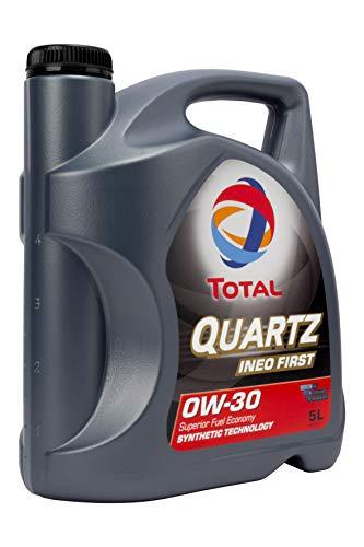 TOTAL QUARTZ in e o first 0W30 5L. De alta calidad Ideal para el cuidado de tu vehículo
