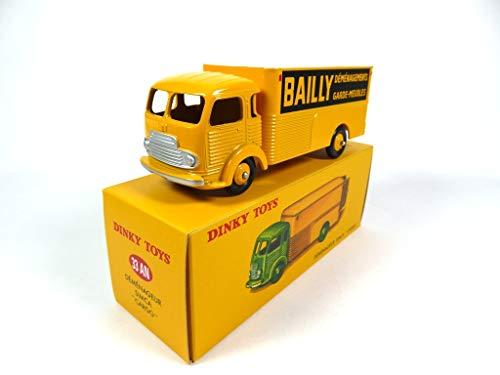 OPO 10 - Atlas Dinky Toys - Simca Cargo Bailly Cargo Removal Truck 33AN 1:43 (MB106)