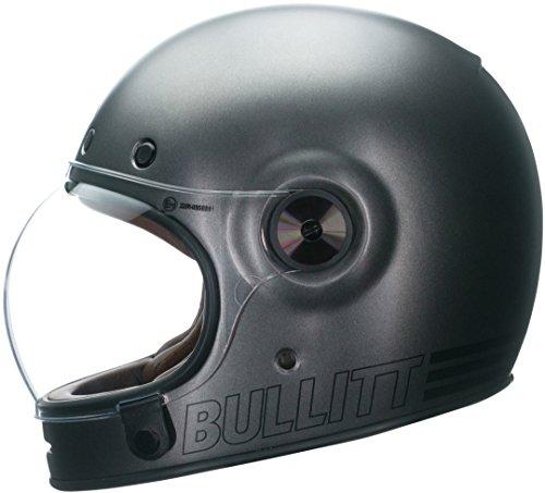 Corresponde a la norma de cascos ECE 22–05. Carcasa de fibra de vidrio. Borde de cuero auténtico. Muy estrecho. Varios orificios de ventilación.