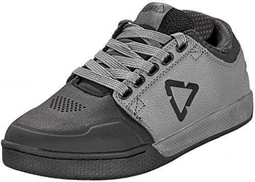Leatt DBX 3.0 Flat Granite-10.5 US Zapatillas de MTB Unisex Adulto Gris Granito 44.5