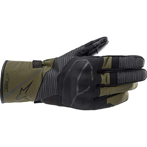 Alpinestars Andes V3 Drystar - Guantes de moto (talla mediana), color negro