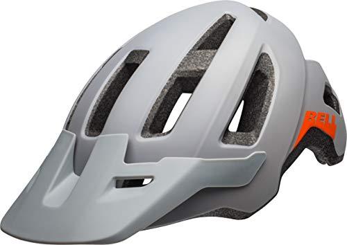 BELL Nomad Casco para Bicicleta de montana, Gris, TU EU