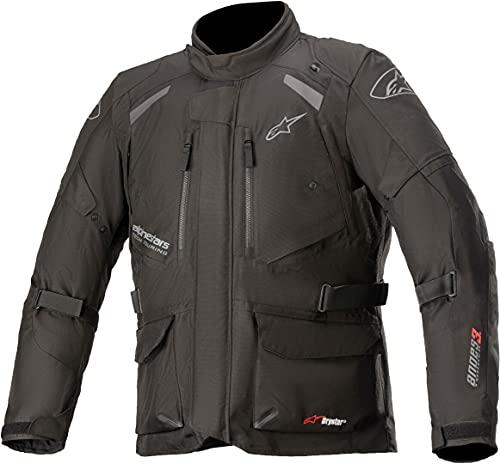 Alpinestars Andes V3 Drystar - Chaqueta textil para moto, color negro, 5XL