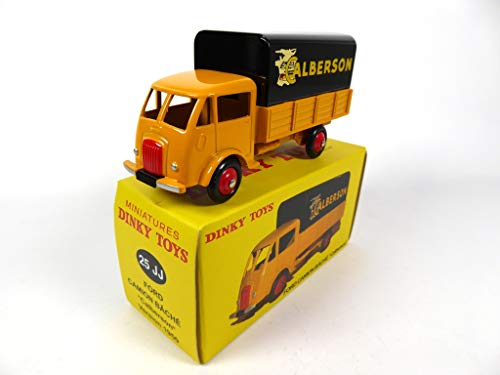 OPO 10 - Dinky Toys Atlas - Ford CALBERSON Sheeted 25JJ 1:43 (MB327)