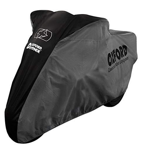 Funda para moto interior Funda antipolvo transpirable para uso en interiores Elimina el polvo que puede rayar la pintura Membrana transpirable que permite que el aire pase constantemente.