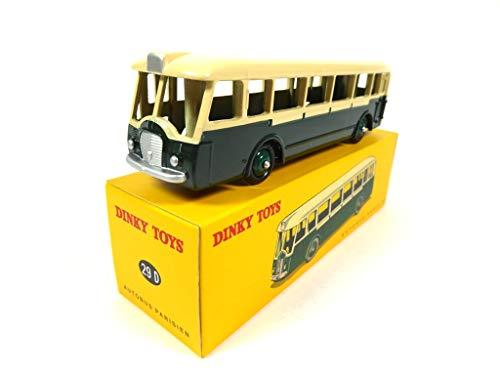 OPO 10 - Atlas Dinky Toys - Paris Bus Somua Panhard 29D 1:43 (MB119)
