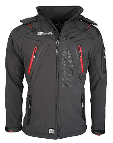 Geographical Norway TECHNO MEN - Softshell Para Hombre