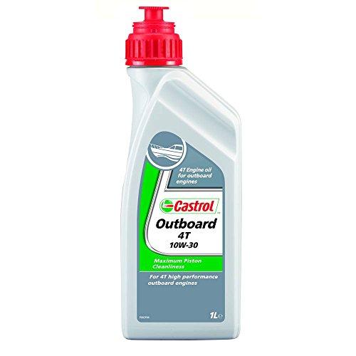 Es resistente a los depósitos de carbono Fuera de borda aceite Para 4-Stroke Protege contra la corrosión de agua salada 1L