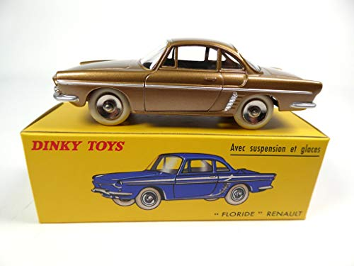 DeAgostini Compatible con Renault Florida Bronze - Dinky Toys NOREV Miniature Ref: 543