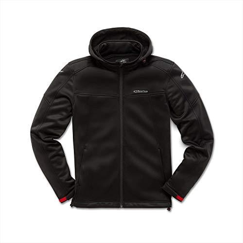 Alpinestars Chaqueta Estratificada, Negro, S para Hombre