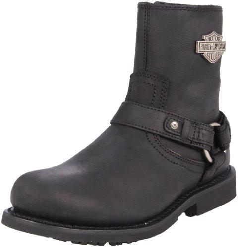 Harley Davidson Botas, color negro, color negro, talla 41.5
