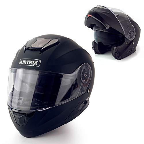Casco abatible para Motocicleta Airtrix Magic-Star II homologado segun ECE R22-05 XS (53-54)