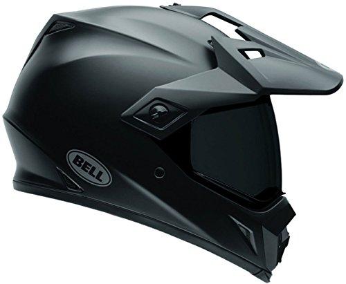 Bell Helmets BH 7081271 Bell 2017 MX-9 Adventure MIPS-Casco para Adulto (Talla 2XL), Color Negro Mate, Hombre, Matte Black