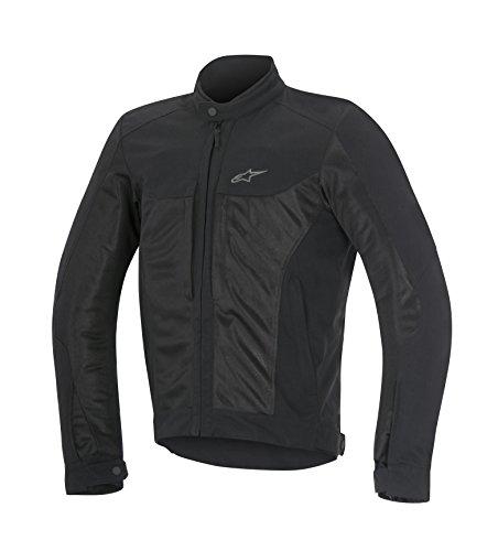 Alpinestars Chaqueta moto Luc Air Jacket Black, Negro, XXL