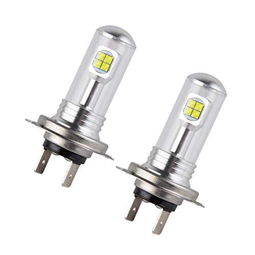 Temperatura de funcionamiento: -40 ~ 80 grados Temperatura de color: 6500K blanco puro Vida útil: Más de 100,000hours Voltaje de funcionamiento: DC 9-36V (Fit: 12-24V Vehículos) 1500LM / Kit; 750LM / bulbo