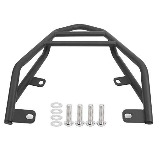 Un reemplazo directo del viejo y roto. El número de referencia OEM es M516 ‑ B035 ‑ BLK. Fabricación profesional, este bastidor es perfecto para adaptarse a Ducati Scrambler 400 SIXTY2. Al cargar, puede mantener el centro de gravedad bajo, lo que ayuda a mejorar el equilibrio y el manejo. El portaequipajes tiene las ventajas de una fuerte adaptabilidad de expansión, servicio pesado, alta resistencia y durabilidad. El paquete incluye bastidor, perno de 4 piezas y junta de 4 piezas, se incluyen todos los accesorios que pueda necesitar.