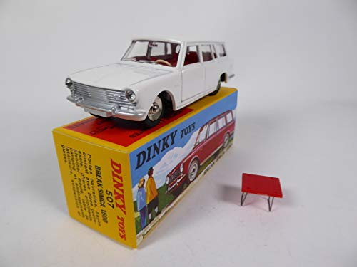 OPO 10 - Atlas Dinky Toys - Simca 1500 Break + Table 507 1:43 (MB414)