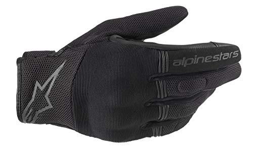 Motocicleta 356842010- M Guantes Alpinestars Copper Gloves Black, M