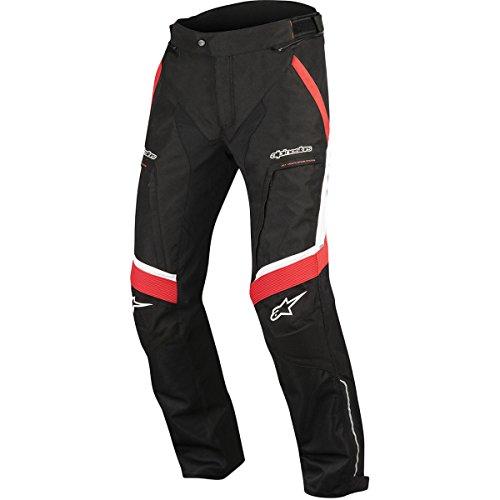 Alpinestars–Pantalón de Motorista ramjund Air Pants Negro Rojo Blanco–XXL