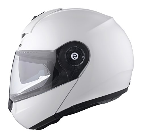 El casco modular para viajar. Cómodo y probado 100.000 veces. Materiales de alta calidad. Funciones fáciles de usar y bien seleccionadas. Controlado de arriba a abajo para tu seguridad. Competencia técnica y experiencia hacen que C3 PRO sea el milagro funcional que realmente es.