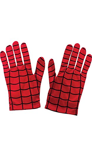 Guantes de Spiderman Complemento para el disfraz Accesorio