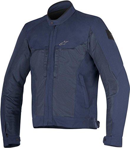 Alpinestars Chaqueta moto Luc Air Jacket Mood Indigo, Azul, S