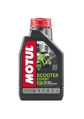 Motul ( FD ) 105880 2T Scooter Experto, 1 L