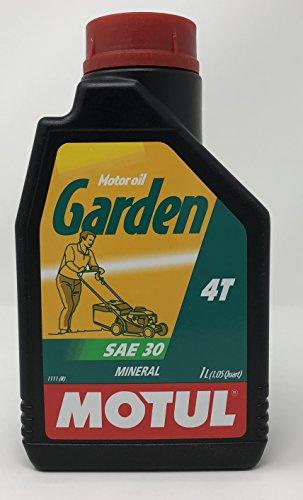 GARDEN 4T SAE 30 1 LITROS