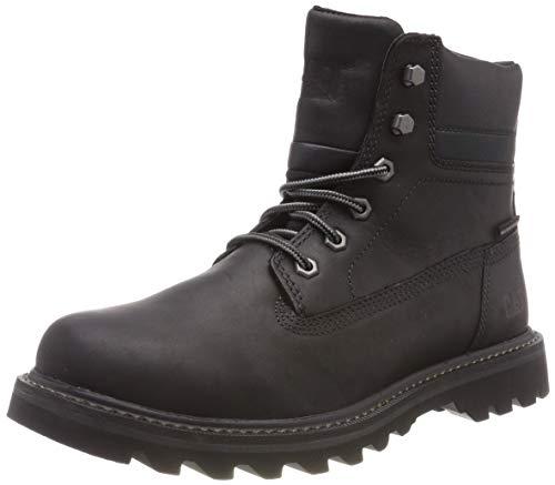 Cat Footwear DEPLETE WP, Botas Clasicas Hombre, Black, 46 EU