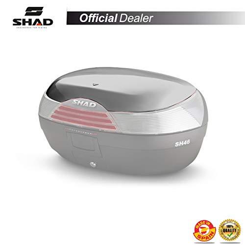 Shad D1B46E05 Accesorio para Sh46, Tapa, Plata