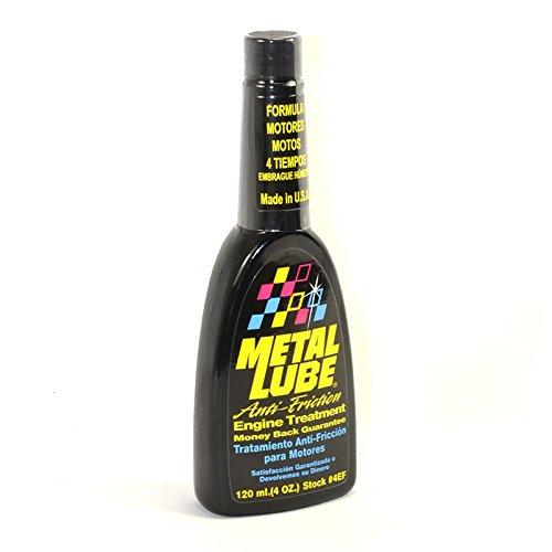 Aditivo Metal Lube Fórmula Motos 4T 120 ml.