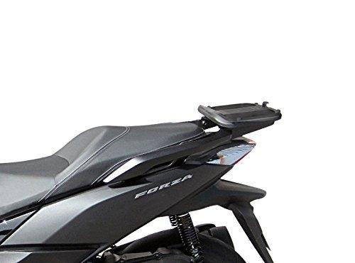 Shad H0FR15ST Soporte de Baúl para Honda Forza 125, Negro