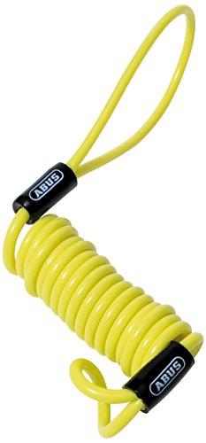 ABUS 33919 Cable recordatorio, Amarillo