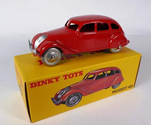 Peugeot 402 Rouge De Agostini Dinky Toys 24K