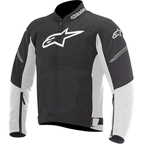 Alpinestars Viper Air Jacket (XXXL), color negro y blanco