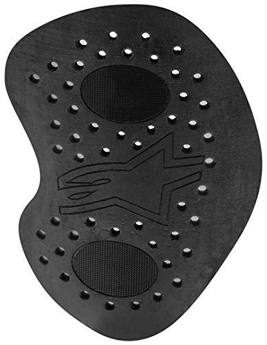 CE Nivel de Protección 1 ergonómicamente perfilado Ligero Absorción de energía de espuma viscoelástica Perforado para Comfort