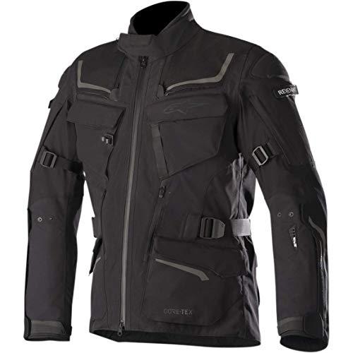 Alpinestars Chaqueta moto Revenant Gore-tex Pro Jacket Tech-air Compatible Black, Negro, M