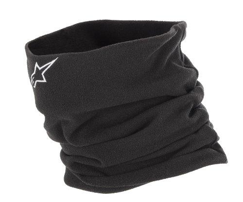 Alpinestars - Banda para la cabeza con capa base para calentador de cuello negro negro talla única