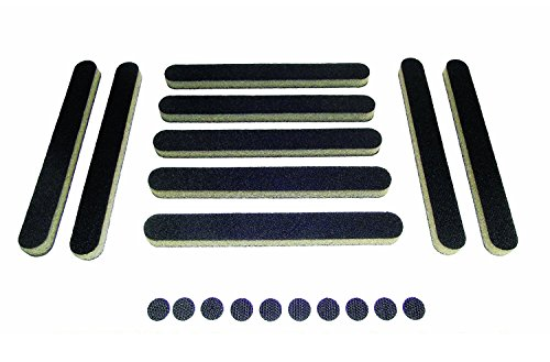 Replacement Universal Foam Pads Kit 5/16 For Giro Bell Specialized Trek Fox Schwinn Limar and Other Bike Cycling Helmets by HFK