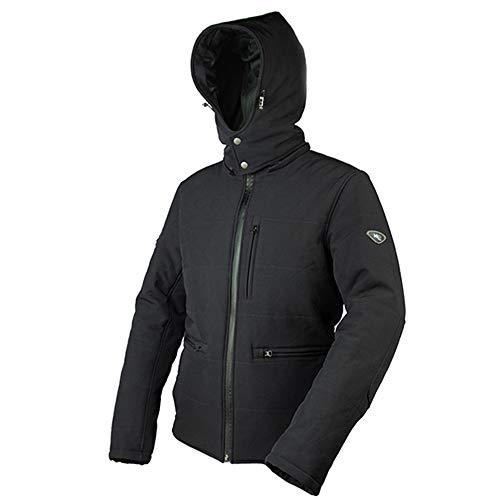 Windsoroyal - Chaqueta de invierno Dartmouth, para hombre, Negro - XL