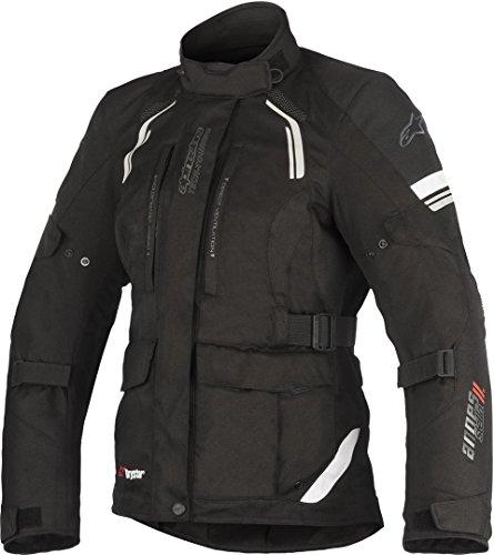 Alpinestars Chaqueta moto Stella Andes V2 Drystar Jacket Black, Negro, XL